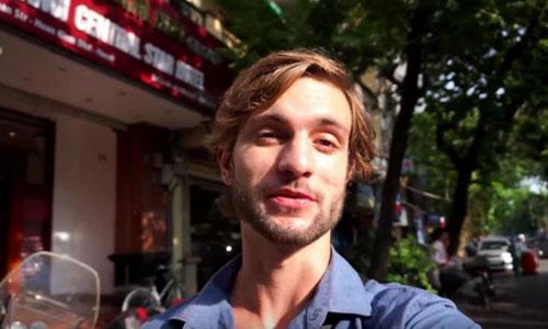 Giáo viên Tây sống tốt ở Hà Nội chỉ với một giờ dạy mỗi ngày