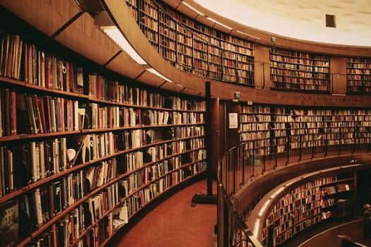 Du học sinh nghĩ gì về thư viện?