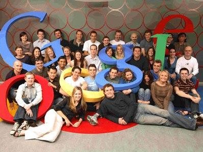 Lộ bí quyết trở thành nhân viên của Google