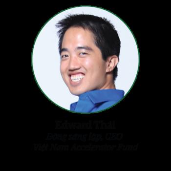 Edward Thái và ước mơ đưa startup Việt ra thế giới
