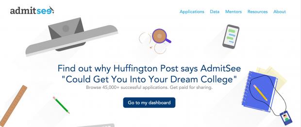 3 website hữu dụng cho quá trình nộp đơn vào đại học