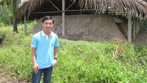 Võ Văn Huy – Cậu Bé Chăn Bò Giành 2 Học Bổng Chính Phủ Danh Giá Thế Giới