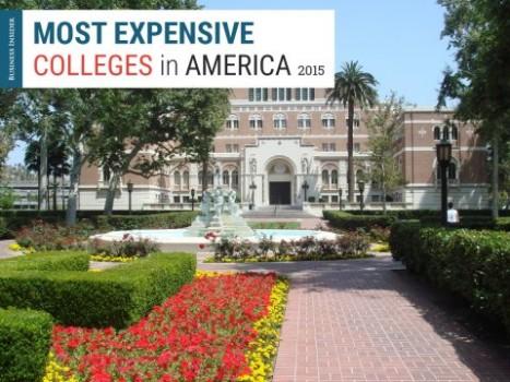 20 trường đại học đắt đỏ tại Mỹ