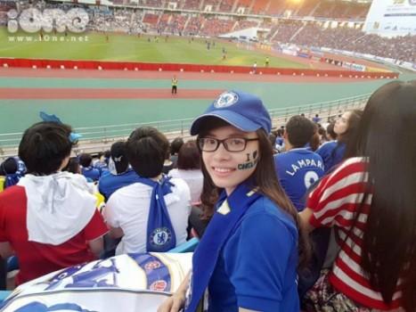 Gặp du học sinh Việt 'ăn Chelsea, ngủ Chelsea'
