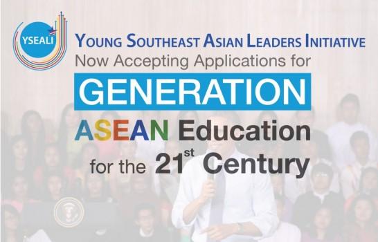 Cơ hội đến Bangkok tham dự hội thảo về chủ đề giáo dục ASEAN