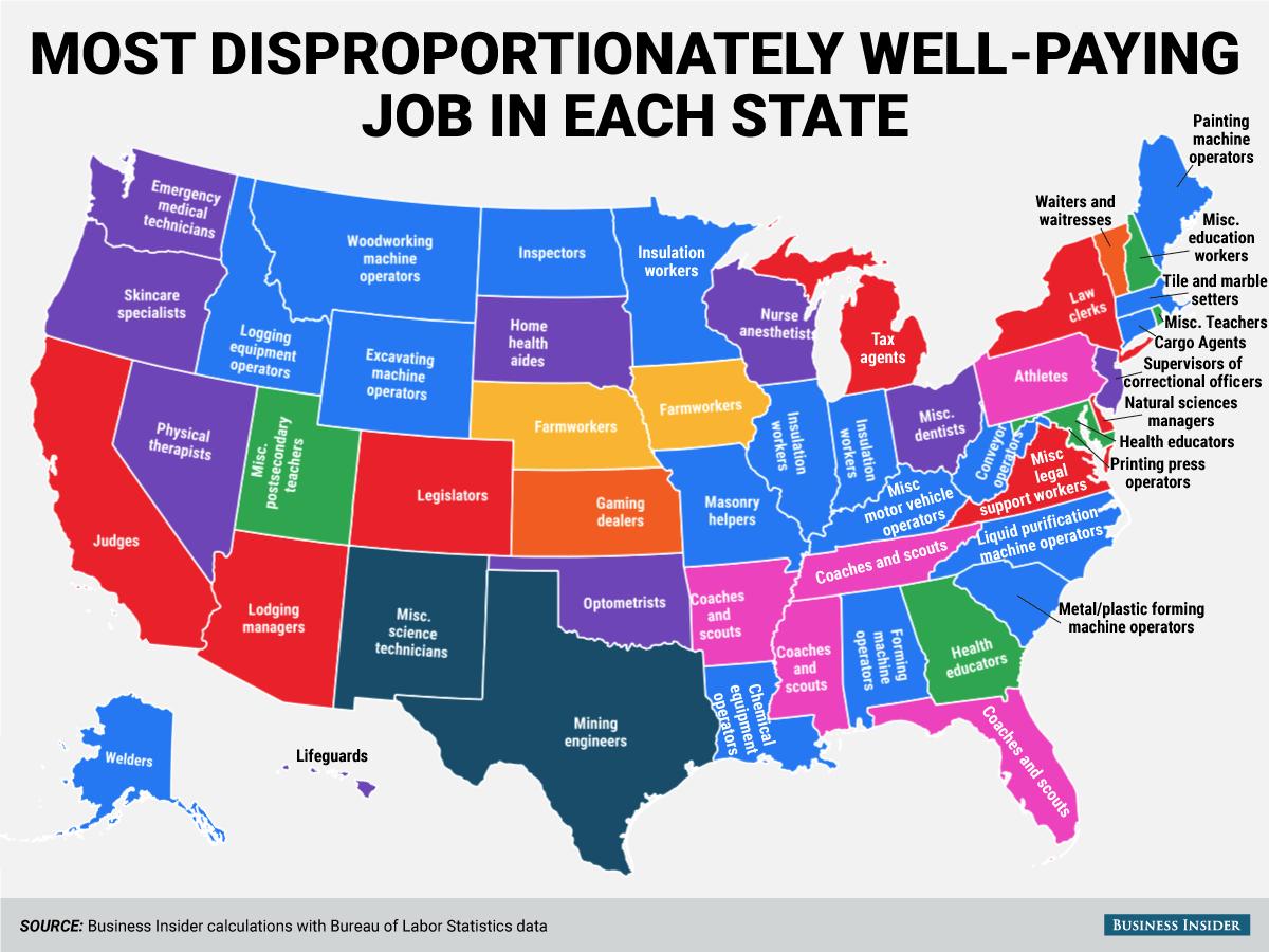 disproportionately-high-paying-job-state-map