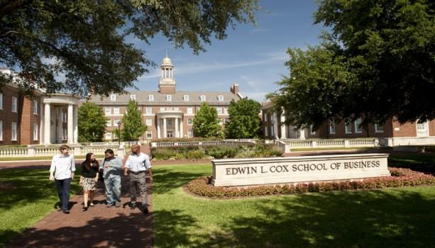 Học Bổng MBA Toàn Phần Học Phí Của SMU Cox School of Business, Mỹ 2016