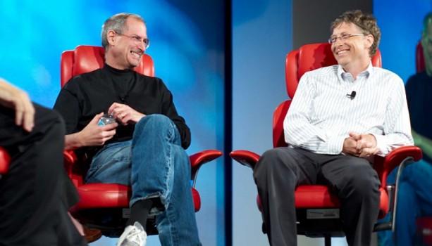 Steve Jobs VS Bill Gates: Khi Hai Thiên Tài Trở Thành Địch Thủ