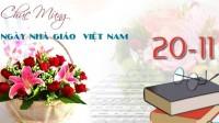 Hôm nay, ngày 20-11 theo giờ Mỹ, mình gửi email chúc mừng ngày nhà giáo Việt Nam tới các thầy cô giáo hiện tại của mình và một số thầy...
