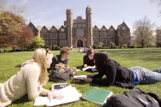 Top 10 thành phố có các trường đại học tốt nhất