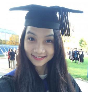 Tracy Ngo và thành tích học tập xuất sắc tại trời Anh