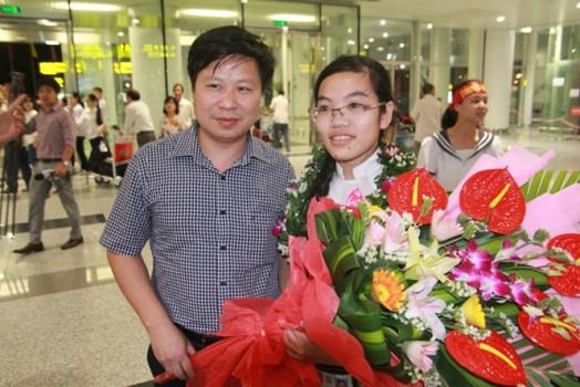 Việt Nam lập kỷ lục mới về giải thưởng Olympic quốc tế và khu vực