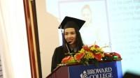 Tuổi 22 của Ngô Thảo Vi thật rộng mở và đáng nhớ khi cô tốt nghiệp Broward College Vietnam và đang làm việc tại tập đoàn khách sạn lớn nhất...