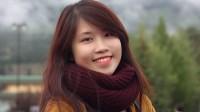 """Là gương mặt nổi bật trong cuộc thi """"Miss Du học sinh Việt 2015"""", Như Linh khiến bạn bè ngưỡng mộ bởi ngoại hình xinh xắn và thành tích học..."""