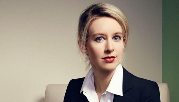 Elizabeth Holmes – Nữ CEO Không Hề Hẹn Hò, Không Có Chiếc TV Hay Kỳ Nghỉ Nào Trong Suốt 10 Năm