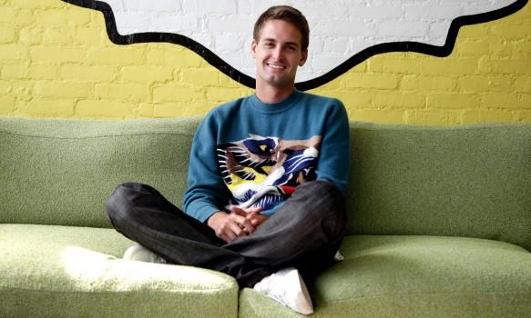 6 bí quyết từ tỷ phú trẻ nhất thế giới Evan Spiegel