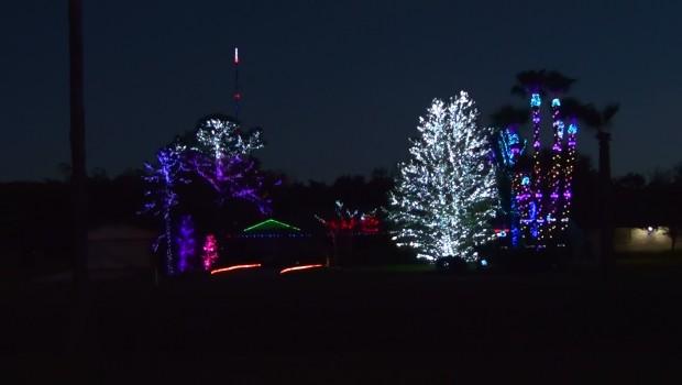 Chiêm ngưỡng tác phẩm nghệ thuật đặc sắc mùa giáng sinh tại Texas