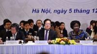 GDP bình quân đầu người của Việt Nam dự kiến tăng gấp rưỡi vào năm 2020, so với mức 2.200 USD hiện nay. Phát biểu tại Diễn đàn Đối tác...