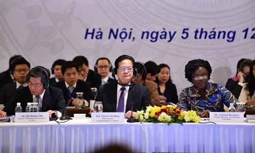 Thu nhập người Việt lên 3.200-3.500 USD sau 5 năm