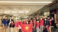 Sau một ngày thi đấu, đoàn học sinh Việt Nam đã xuất sắc giành 3 giải thưởng về lập trình công nghệ. Cuộc thi Lập trình quốc tế dành cho...