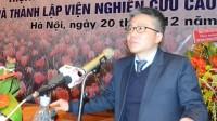 """""""Mỗi năm Việt Nam tăng 20% công trình công bố Toán quốc tế. Trong 5 năm gần đây, Việt Nam tăng gấp hai lần các công trình công bố Toán..."""