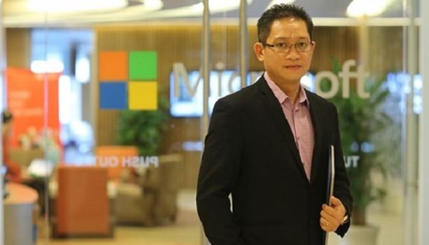 CEO Microsoft Việt Nam: Gan Lỳ Trước Khủng Hoảng