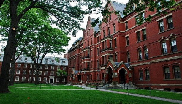 Học Bổng Ngành Môi Trường Đại Học Harvard 2016