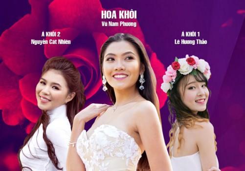 Nữ sinh Y khoa giành danh hiệu Miss Du học sinh Việt 2015