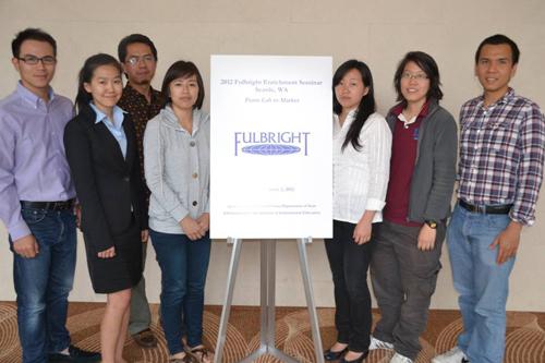 Học bổng thạc sĩ toàn phần Fulbright 2017-2018