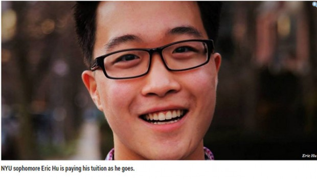 Eric Hu tự chi trả học phí 48.000 USD/năm ở Mỹ ra sao?