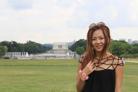 Nữ sinh gốc Việt 'vượt mặt' thực tập ở Google