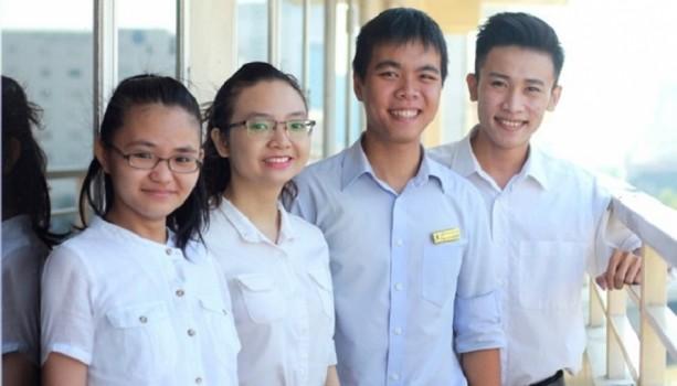 4 Bạn Trẻ Việt Tranh Giải Thưởng Triệu Đô Thế Giới