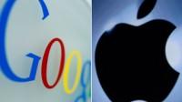 """Tính đến cuối phiên giao dịch ngày 28/1 (giờ Mỹ), """"gã khổng lồ"""" trong làng công nghệ thế giới Apple Inc. được định giá 522 tỷ USD. Trong khi """"cha..."""