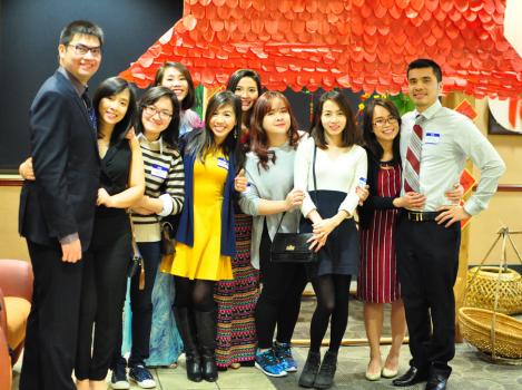Cảm xúc ấm áp, sum vầy đón Tết của du học sinh Việt Nam tại Mizzou