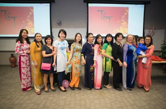 Tết Bính Thân của du học sinh Việt Nam tại Bang Michigan, Hoa Kỳ