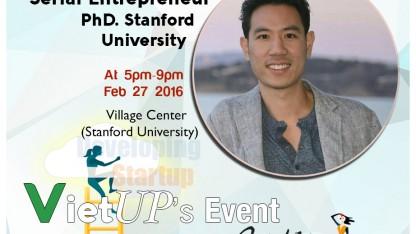 Khách mời Vũ Duy Thức - Tiến sỹ ĐH Stanford
