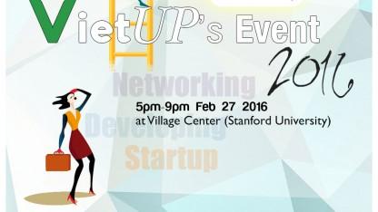 Sự kiện VietUP's Event 2016 - Startup