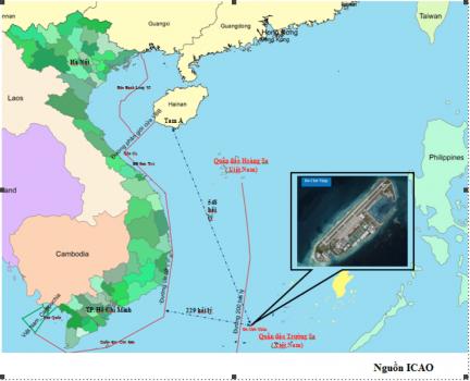 """Trung Quốc """"thử nghiệm"""" sân bay mới ở Trường Sa – giai đoạn mới  của chiến dịch độc chiếm Biển Đông?"""