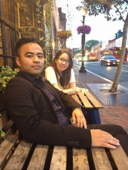 """""""Chuyện tình D.C"""" của cặp đôi 9X Việt tại Mỹ"""