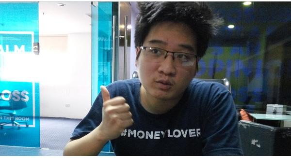 """CEO Money Lover: """"Nếu Starup của bạn sống được ở Việt Nam thì hoàn toàn sống được ở các nước khác""""ở Việt Nam thì hoàn toàn sống được ở các nước khác"""""""