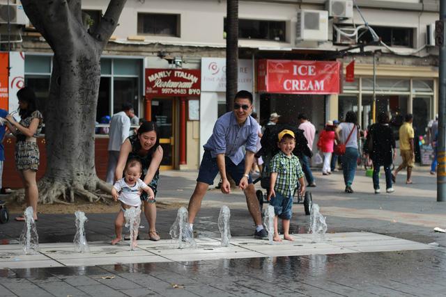 Gia đình nhỏ ở Úc của Phan Mạnh Tân