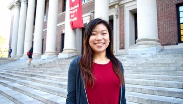 Nữ Sinh Gốc Việt Và Hoài Bão Mang Harvard Về Quê Hương