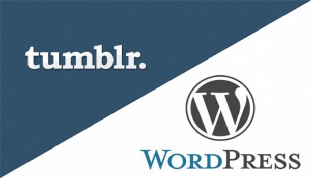 Doanh Nghiệp Viết Blog: Chọn WordPress Phổ Thông Hay Tumblr Chuyên Nghiệp?