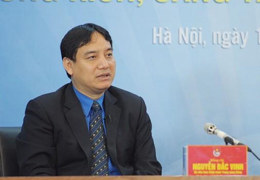 """Ông Nguyễn Đắc Vinh: """"Du học sinh có thể cạnh tranh khi về nước"""""""
