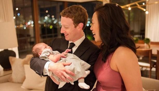 Bí Quyết Giữ Gìn Hạnh Phúc Tình Yêu Trong Gia Đình Nhỏ Của Mark Zuckerberg