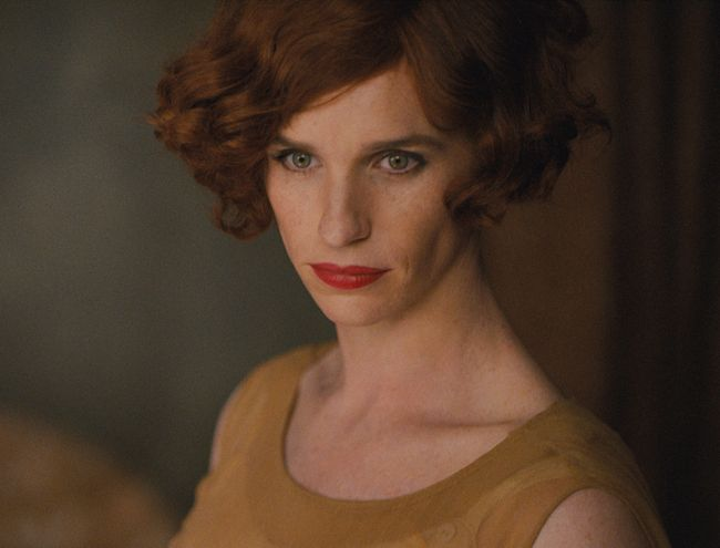 """This photo provided by Focus Features shows, Eddie Redmayne as Lili Elbe, in Tom Hooperís """"The Danish Girl."""" The movie opens in U.S. theaters on Nov. 27, 2015. (Focus Features via AP) ORG XMIT: CAET115"""