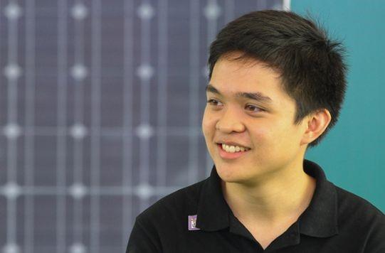 Leandro Leviste – CEO của Solar Philippines – người đi đầu trong ngành công nghiệp năng lượng mặt trời tại Philippines.