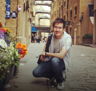 Đam mê truyền cảm hứng – Quyết định gây sốc của chàng sinh viên đạt loại ưu đại học Greenwich