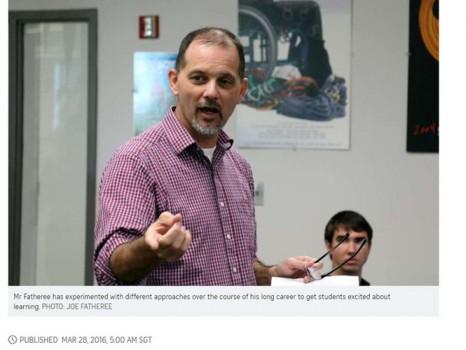 Giáo viên Mỹ sử dụng nhạc hip-hop, trò chơi điện tử vào bài giảng