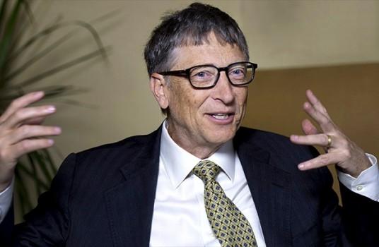 Bill Gates 17 lần giữ ngôi vị giàu nhất thế giới